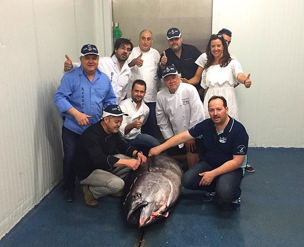 Atún rojo de Zahara