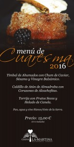 Cueva La Martina Restaurant Spain