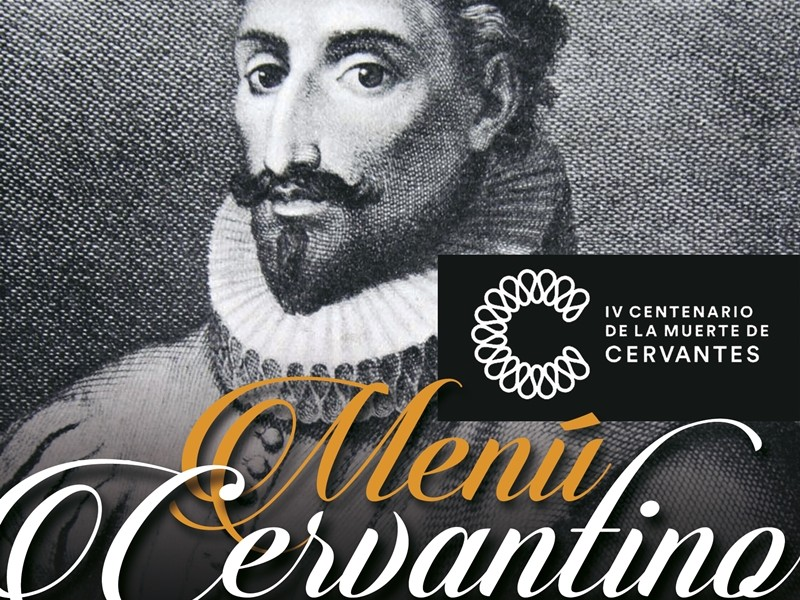 Menú Cervantes